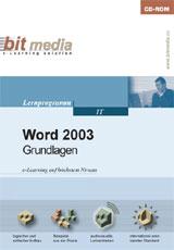 Selbstlernkurs Word 2003